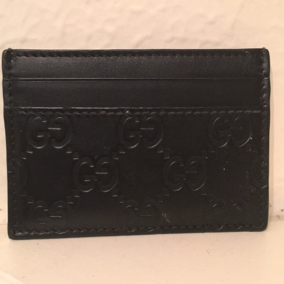 939949919a1b Gucci Accessories | Authentic Card Holder And Money Clip | Poshmark